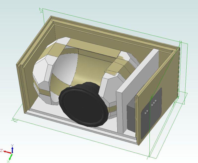 speaker cabinets building